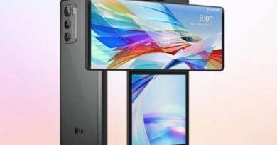 LG's unique dual-screen