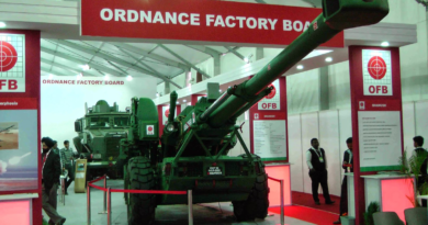 Ordnance factory board denies army