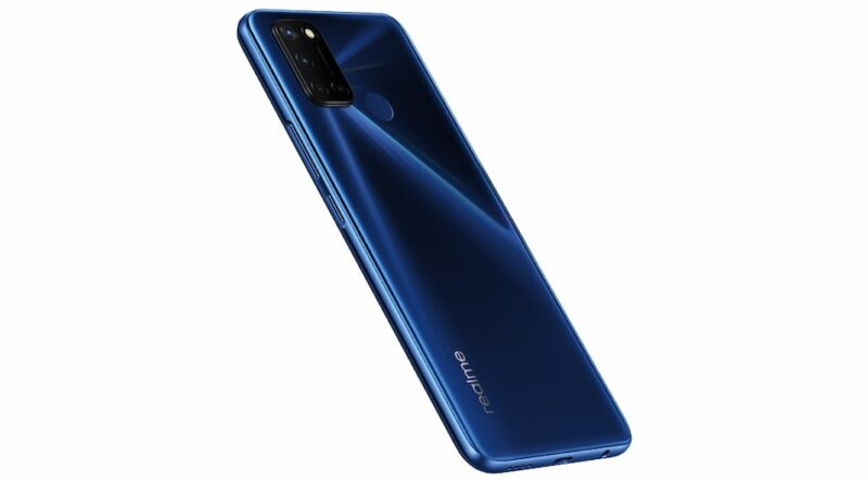 Realme C17 smartphone