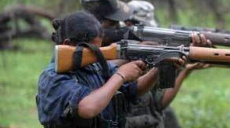 Rewarded Naxalite has
