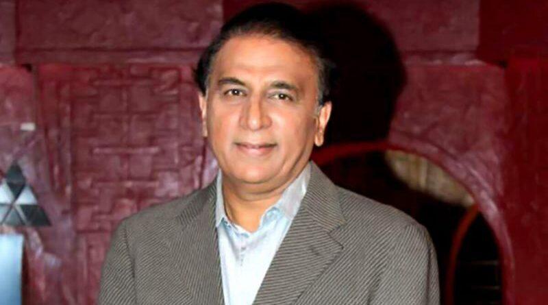 Sunil Gavaskar angry