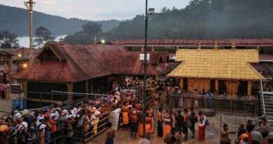 Sabarimala temple opens