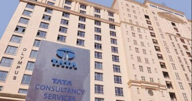 TCS benefited the most
