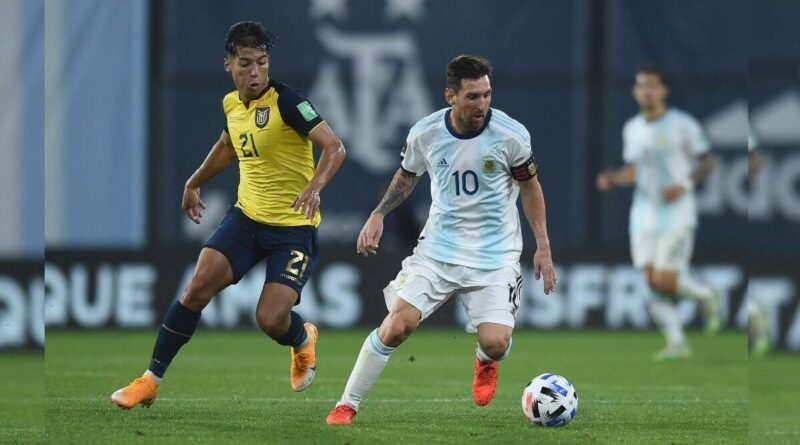 Argentina's last World Cup