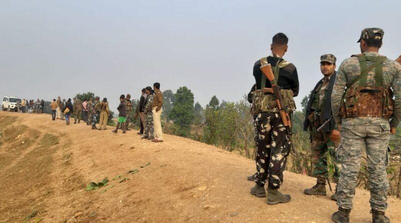 Maoists shot dead