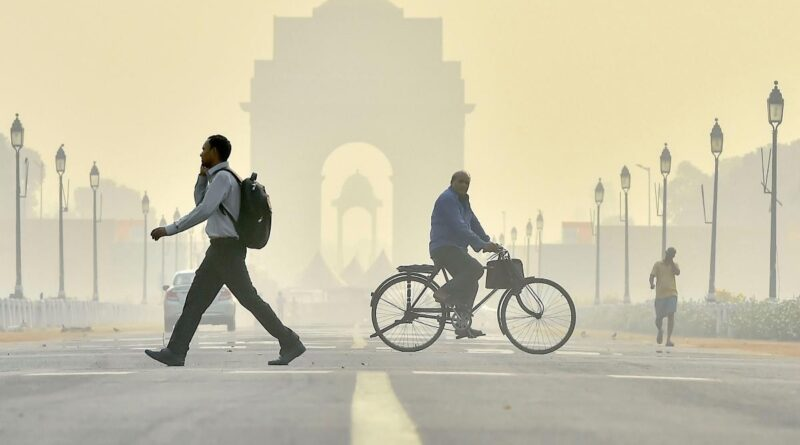 Weather and Pollution Update
