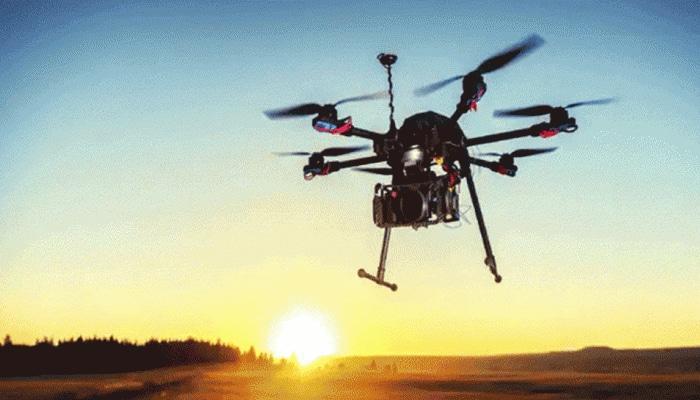 Pakistani drones seen again