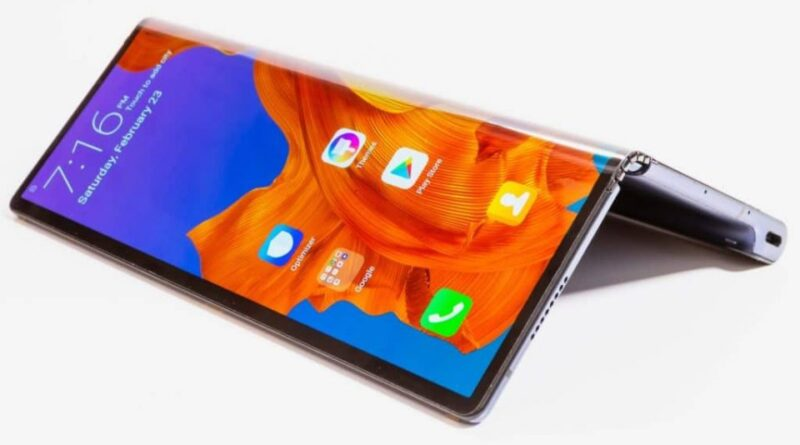 Huawei's new Foldable