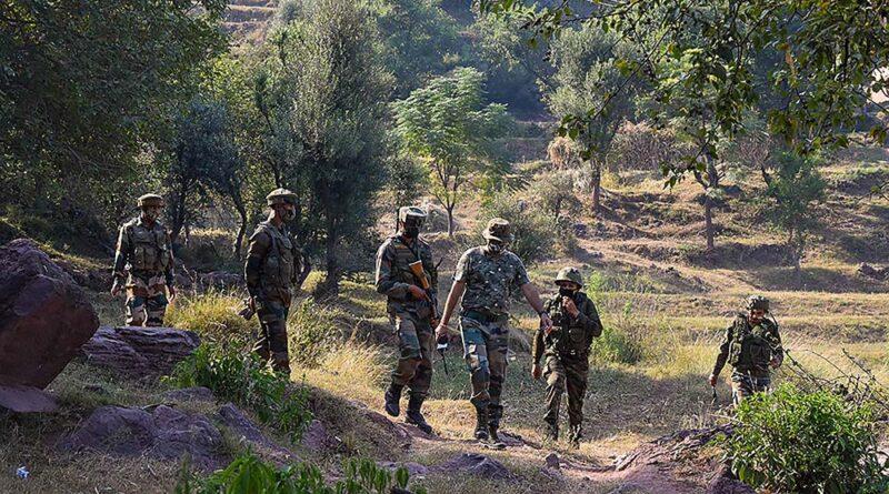 Army constable martyred,