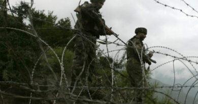 Infiltration in Kashmir
