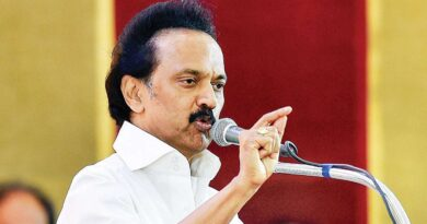 DMK leader MK Stalin