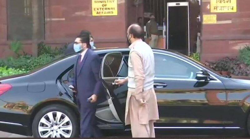 India summoned Pakistan