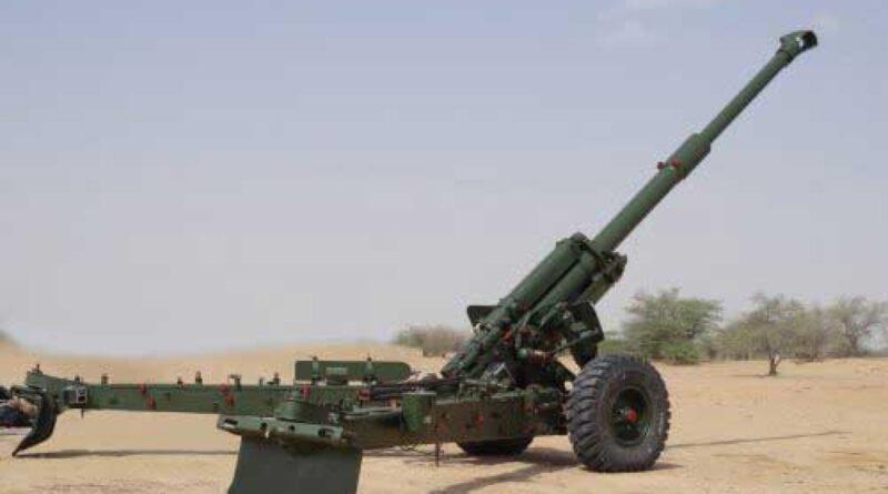 Upgraded Saranga cannon