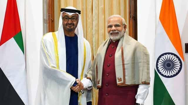 UAE moving towards India