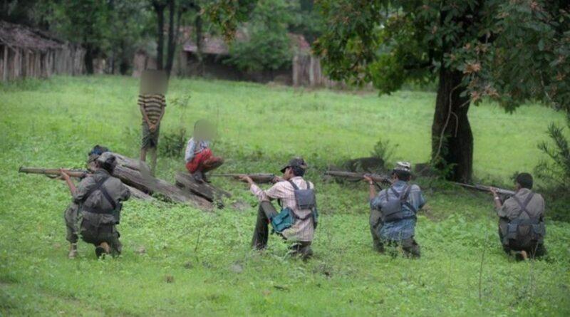 Naxalites kill two villagers