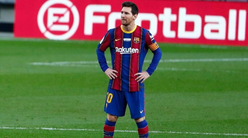 Lionel Messi scored