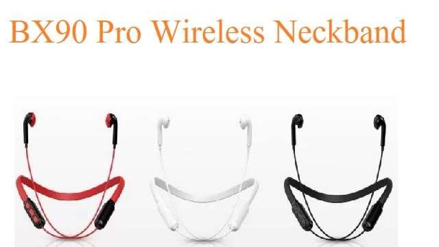 BX90 Pro Wireless Neckband