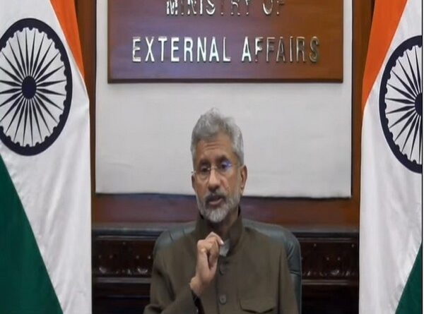 External Affairs Minister