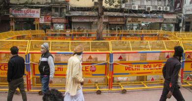 Hanuman Temple Demolition