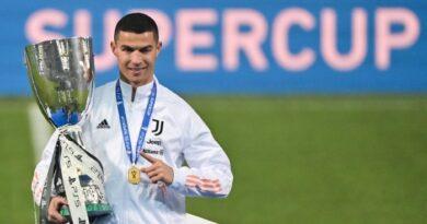 Juventuswon the Italian Super Cup