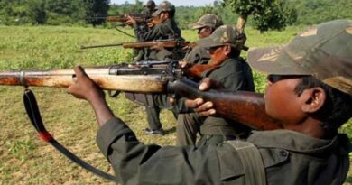 Two Maoists arrested