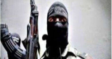 Six militants of the