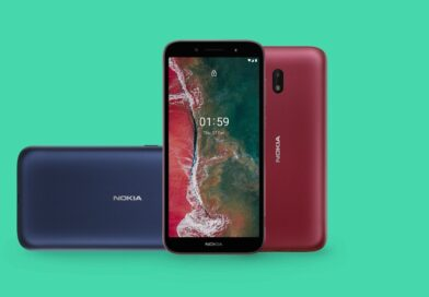 Entry-level 4G smartphone