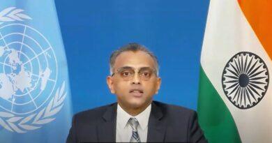 Nagraj Naidu targets Pakistan