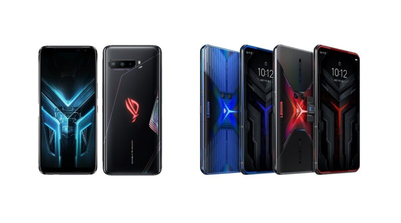 Gaming smartphone of Asus