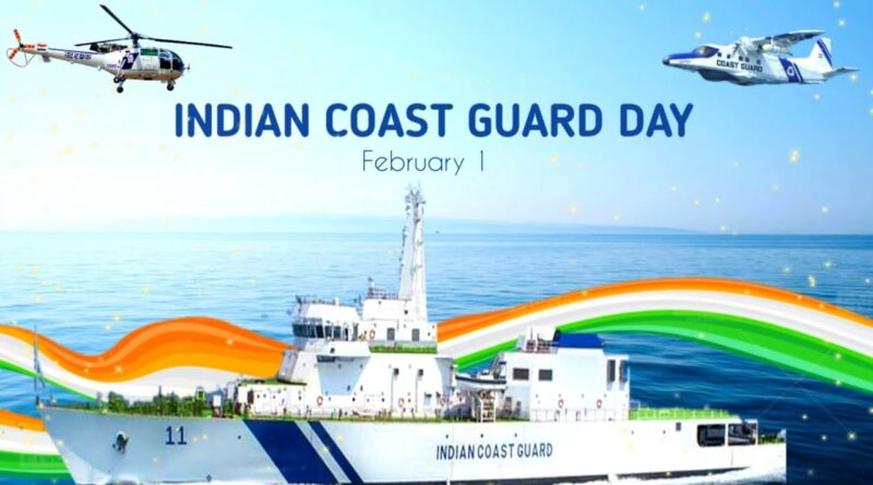 Indian Coast Guard Day: