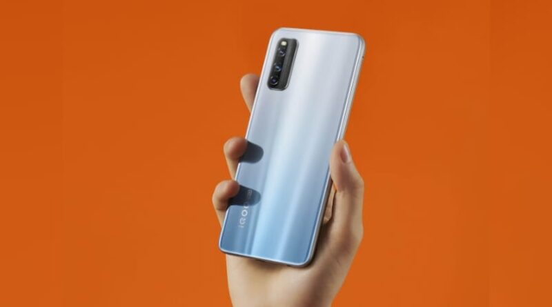 IQOO 9 smartphone