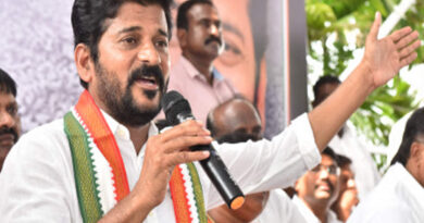 Charges against Telangana Congress MP