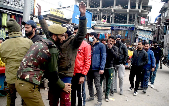 Militancy in Kashmir: