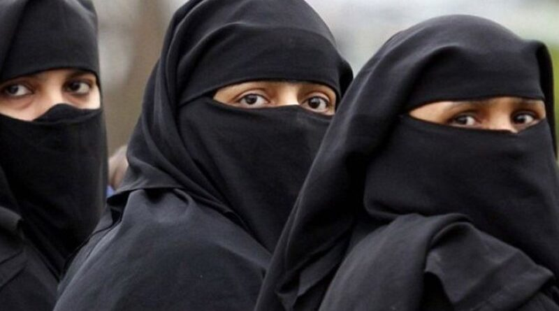 Burka will be banned
