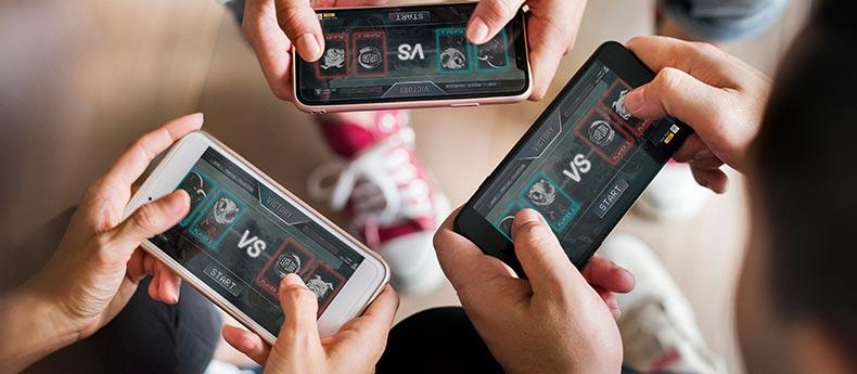 Top 10 gaming smartphones