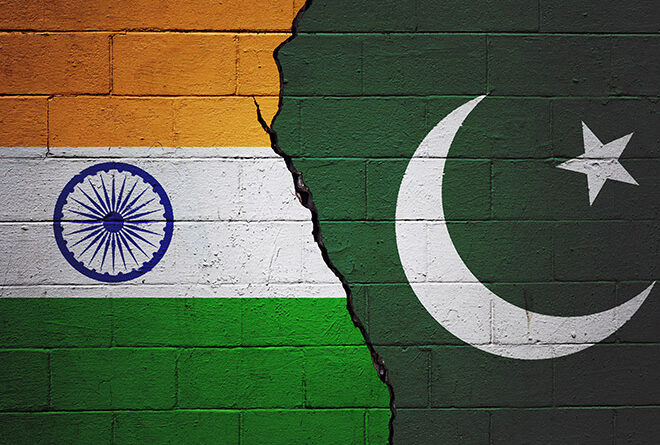 Pakistan's notes about India