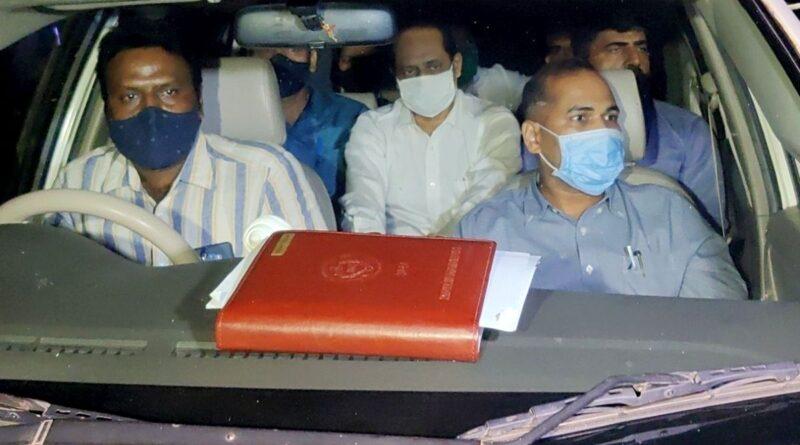 Maharashtra ATS seeks custody