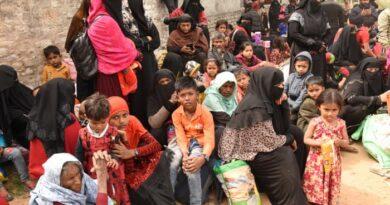 The Rohingya helpers