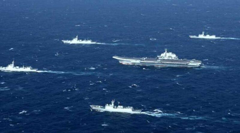 East China sea dispute: