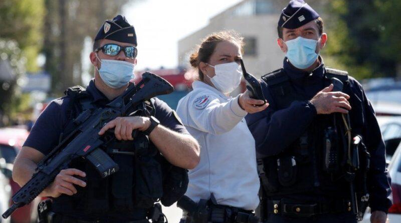 Female police officer murdered