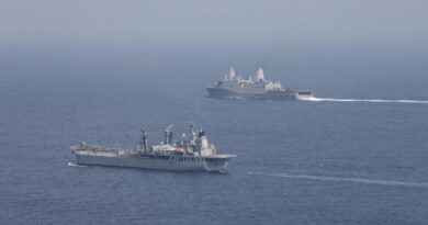 Indian and French navies