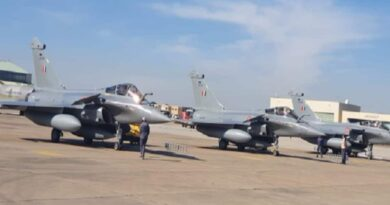 Four more Rafale warplanes