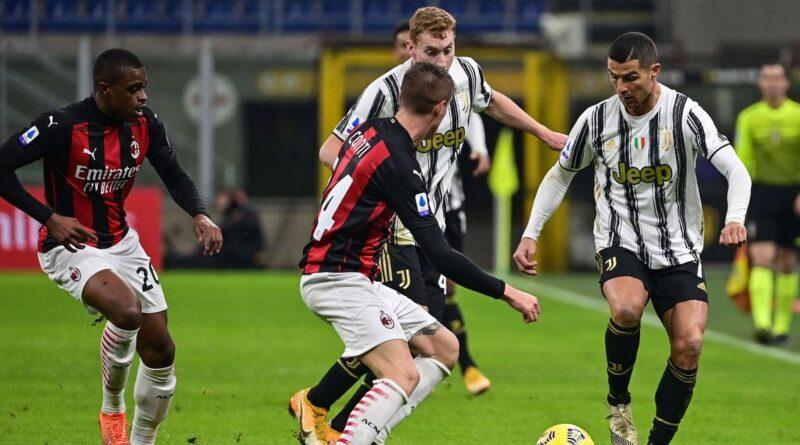 AC Milan beat Juventus