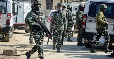Encounter in Kashmir: