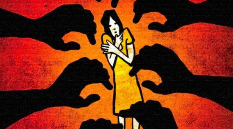 Gang rape of Girl