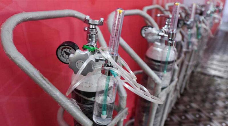Karnataka oxygen shortage
