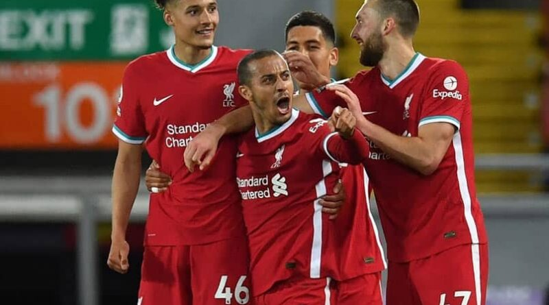 Liverpool retain top-4 race in EPL,
