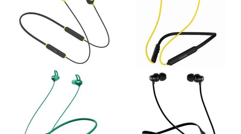 Great neckband earphones