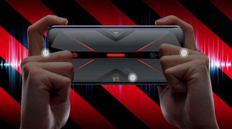 Nubia's new smartphone