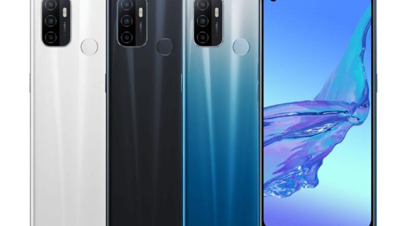 Oppo's popular smartphone